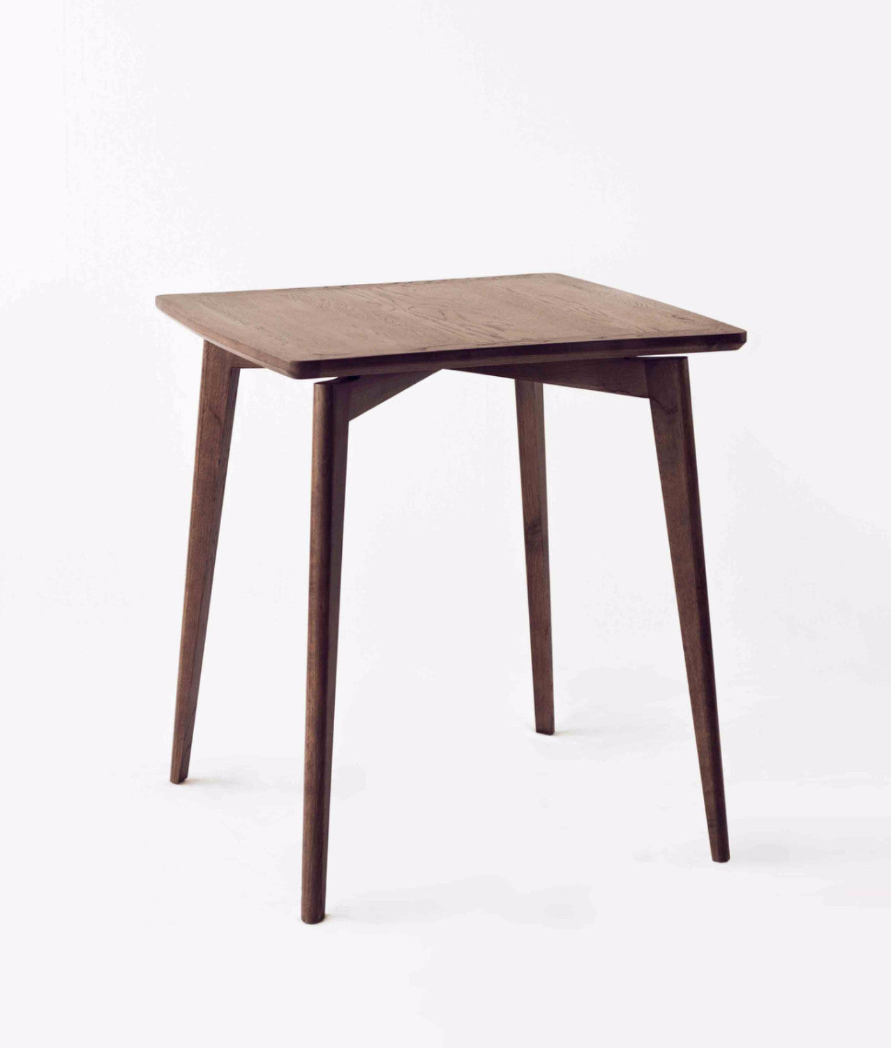 Ziinlife TOGETHER TABLE WALNUT BROWN