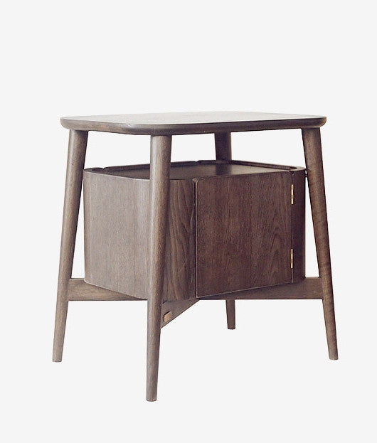 HOLD BEDSTAND brown