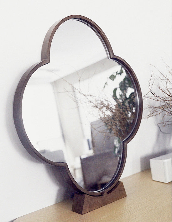 FLORAL MIRROR BASE Ziinlife