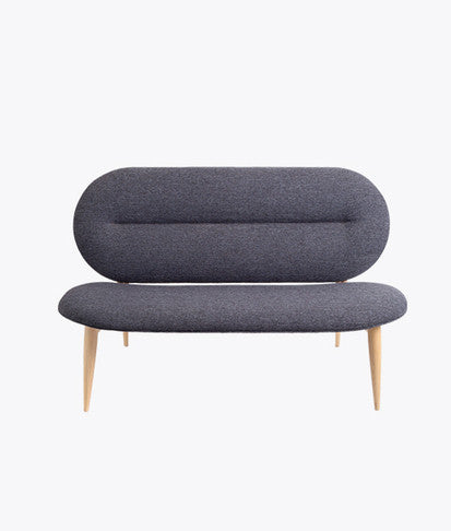 SO SOFA - DOUBLE dark grey