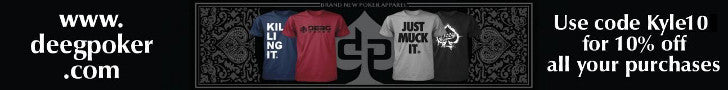 Deeg Poker Apparel Sale Kyle10