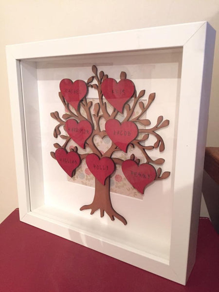 Family Tree Frame Workshop within Robin's Nest Emporium