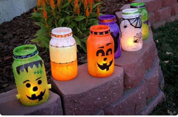 Halloween Lantern Workshop Ticket