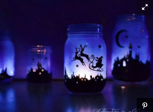 Christmas Lantern Workshop Ticket - 12 December 2015