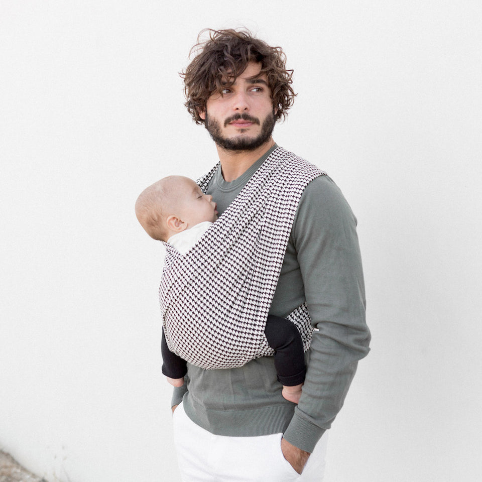 a6cecbb7c03 Bonjour Simplicity. Say goodbye to complicated baby carriers!