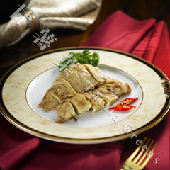Hiang Kee Veg Plain Chicken|香記白素雞