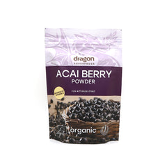 Dragon Superfoods - Organic Freeze Dried Acai Berry Powder|Dragon Superfoods 有機巴西莓粉
