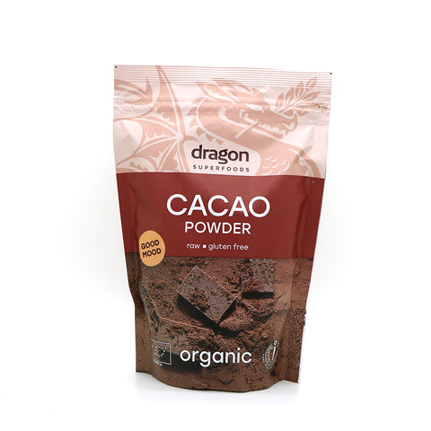 Dragon Superfoods - Organic Raw Cacao Powder|Dragon Superfoods 有機可可粉