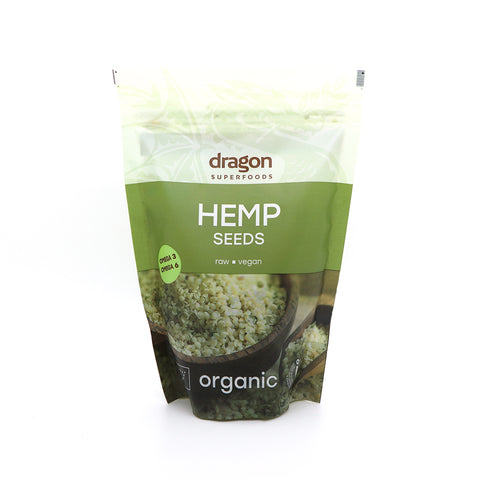 Dragon Superfoods - Organic Hemp Seed|Dragon Superfoods 有機大麻籽