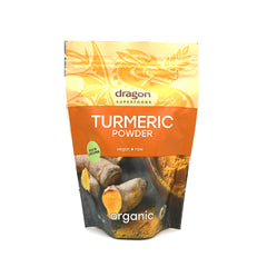 Dragon Superfoods - Organic Raw Turmeric Powder|Dragon Superfoods 有機薑黄粉