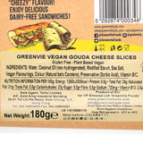 GreenVie Gouda Flavour Vegan Cheese Slices|GreenVie 高達純素芝士 (片裝)