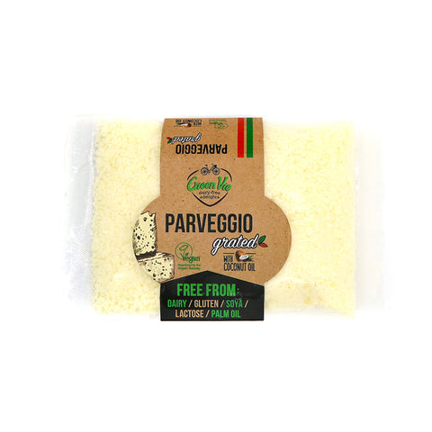 GreenVie Parmesan flavour Vegan Cheese Grated|GreenVie 巴馬臣純素芝士粉