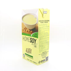 Soya Milk - Original|HOMESOY 家鄉豆奶 - 原味