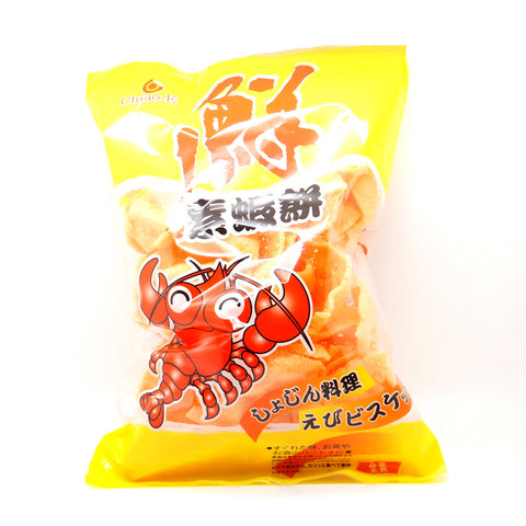 Lobster Flavor Cracker|巧益素蝦片
