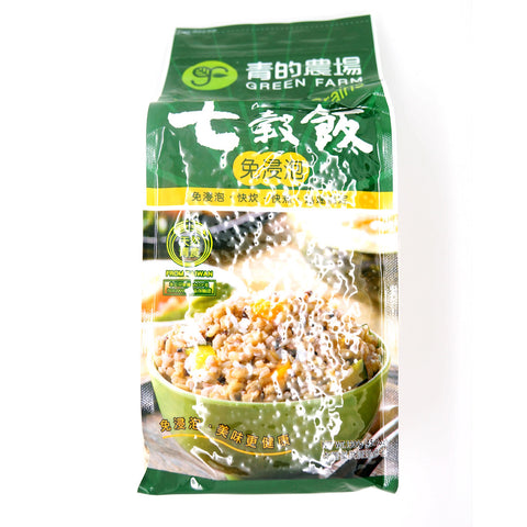 Mixed Grains|青的農場免浸泡七穀飯