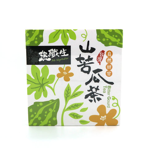 Mountain Bitter Gourd Tea Bag|蔬纖生 - 山苦瓜茶包