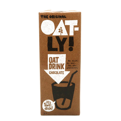 Oatly Swedish Oat Drink - Chocolate|Oatly 瑞典朱古力燕麥奶