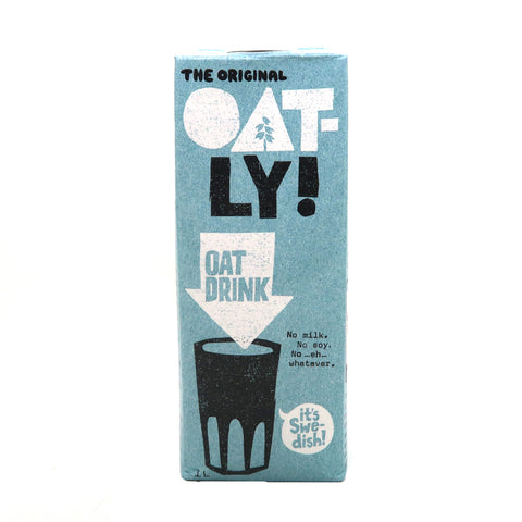 Oat Drink - Enriched|Oatly 原味燕麥奶