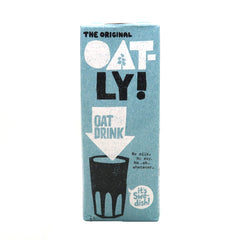 Oatly Swedish Oat Drink - Enriched|Oatly 瑞典原味燕麥奶