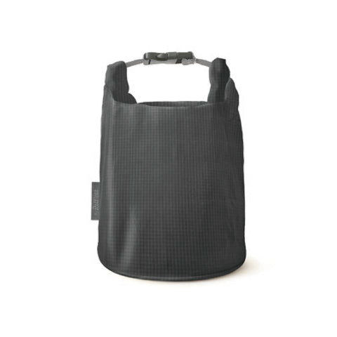 Grab'n'Go Eco-Friendly Food Bag - Square Grey|Grab'n'Go 便攜輕食袋 - 暗格灰