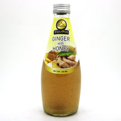 Ginger with Honey |泰妹薑蜜