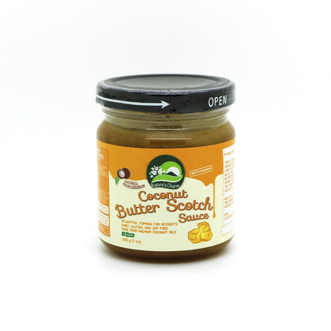 Nature's Charm - Vegan Coconut Butter Scotch Sauce|Nature's Charm - 纯素椰子奶油醬