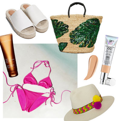 Summer holiday essentials!