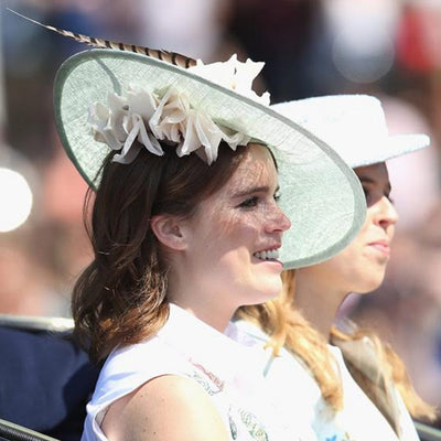 Princess Eugenie in JCM
