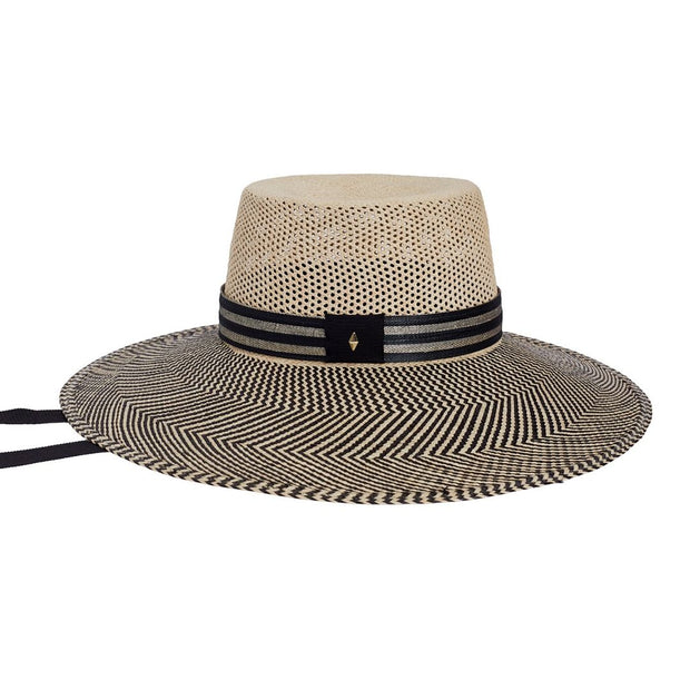The Audrey Panama Fedora