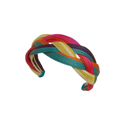 Toquilla Sunrise Hairband - Multi colour