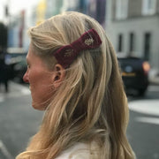 Blondie Bow - Navy