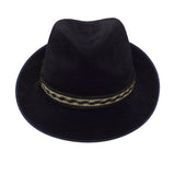 The Gents Trilby - Charcoal