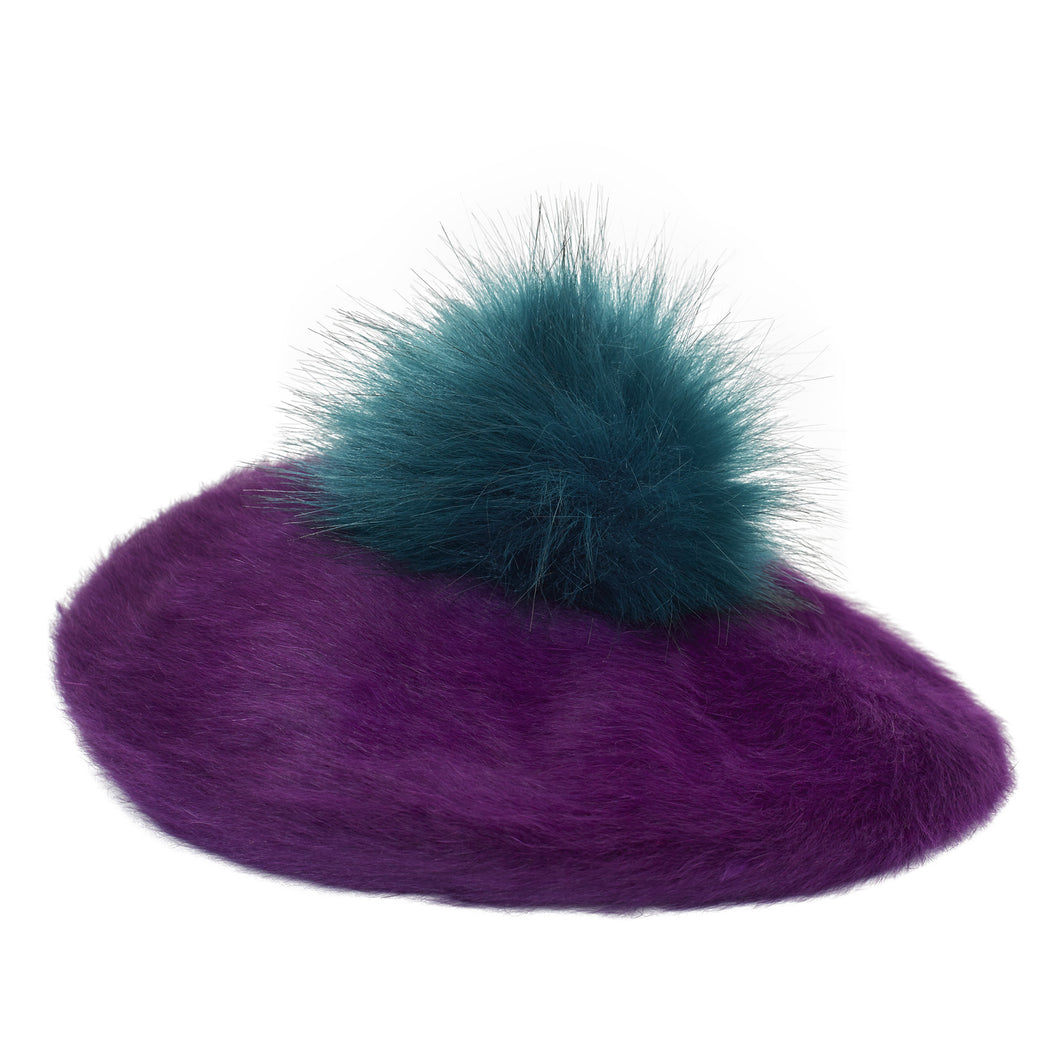 Pretty Things Beret - Purple