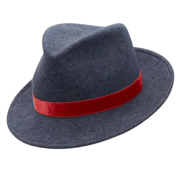 The Jackson Trilby - Denim