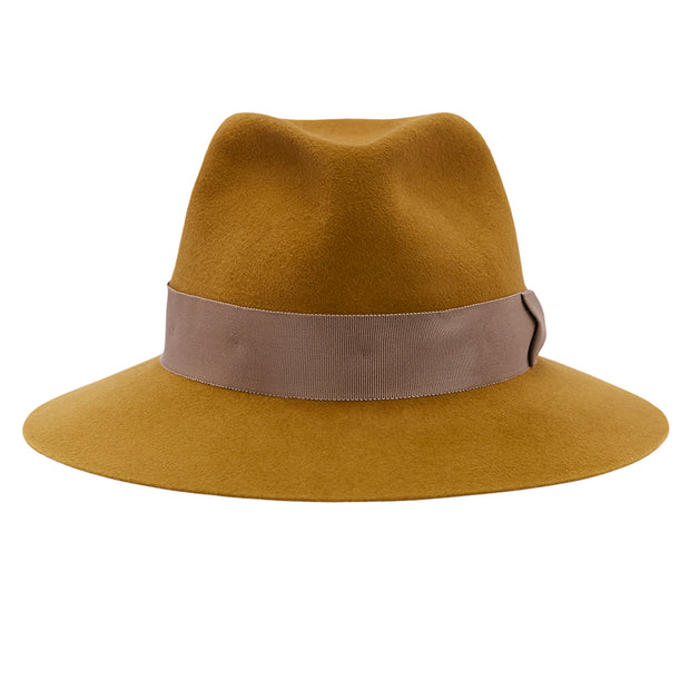 The Anna Hat - Antique Gold