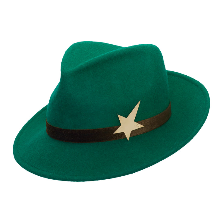 Electra Trilby - Green