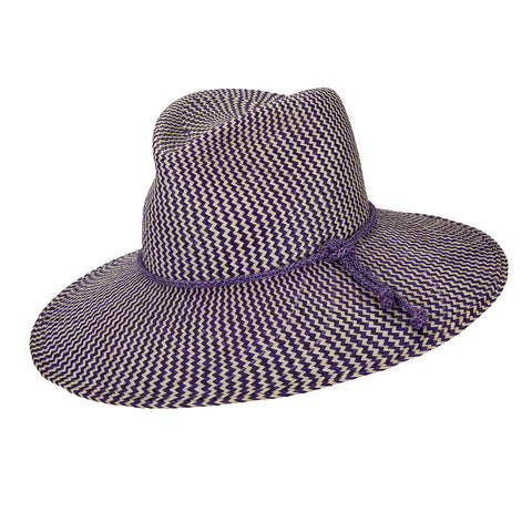 Meet Me In Rio - JCM Fedora - Purple