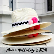 The Mimi Holliday x JCM Traveller