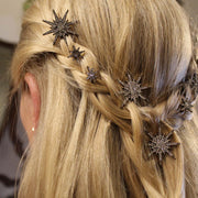 Night Sky Hair slides
