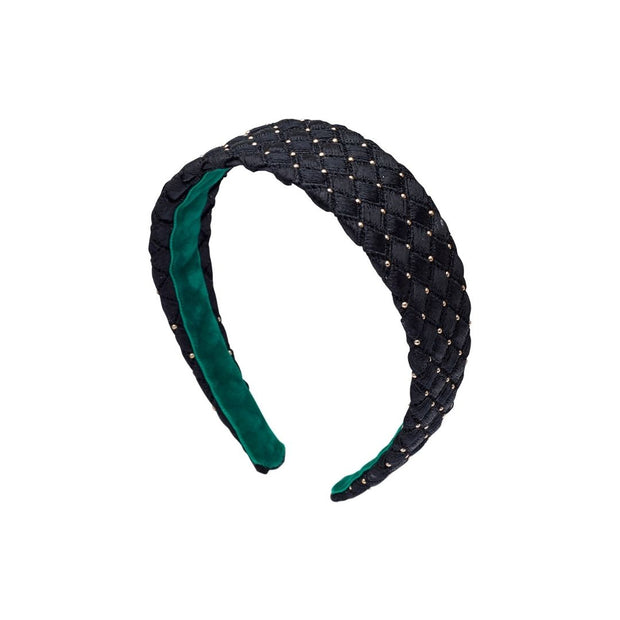 Studded Bella Band - Black