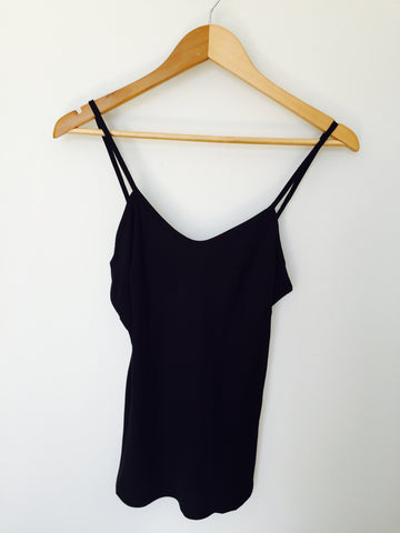 Cami Top (Black) 1672
