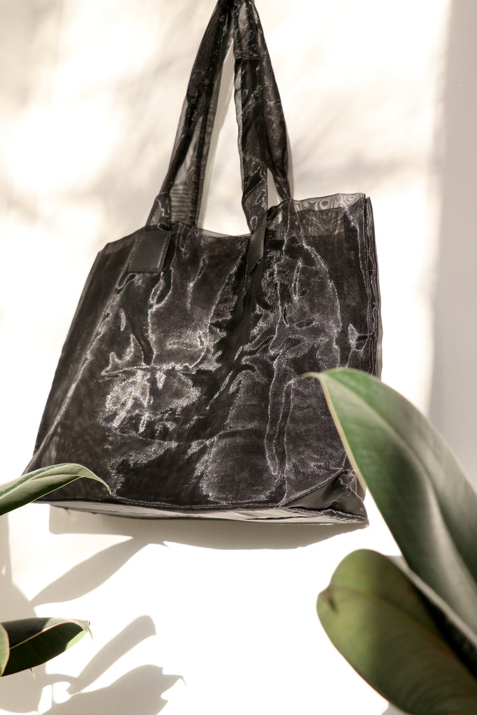 Organza Bag (Black)