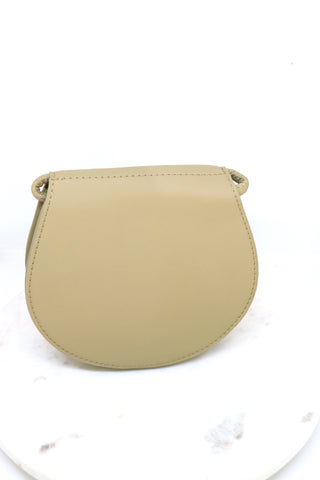 Disc Shoulder Bag (Pistachio)