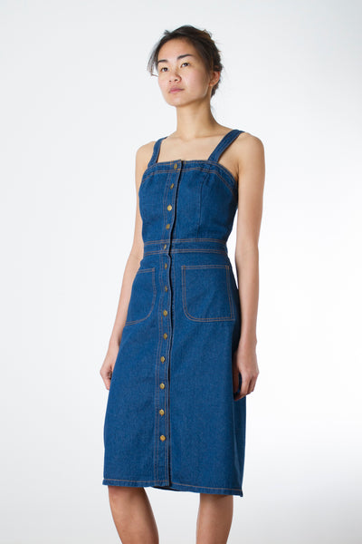 Denim Dress TWL192