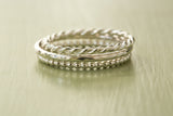 Rope Stacking Ring