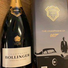 Champagne Special Cuvée 007 Limited Edition N.V.