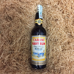 Caroni Navy Rum Extra Strong 90 Proof 100th Anniversary