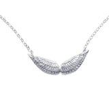 Curio Delicate Wings Necklace
