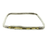 Sula Lux Square Diamond Bangle