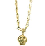 Curio Tiny Skull Necklace